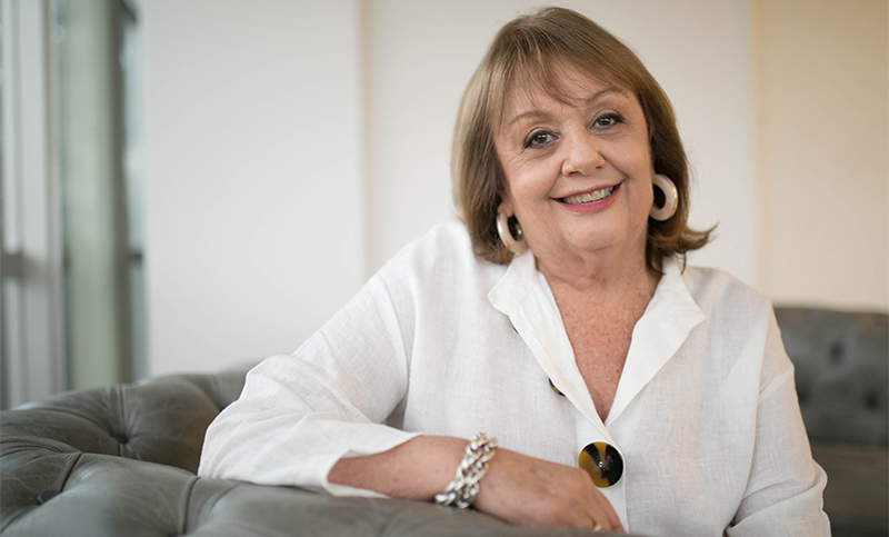 Liliana González, nueva docente del Curso Mediación y Convivencia Escolar