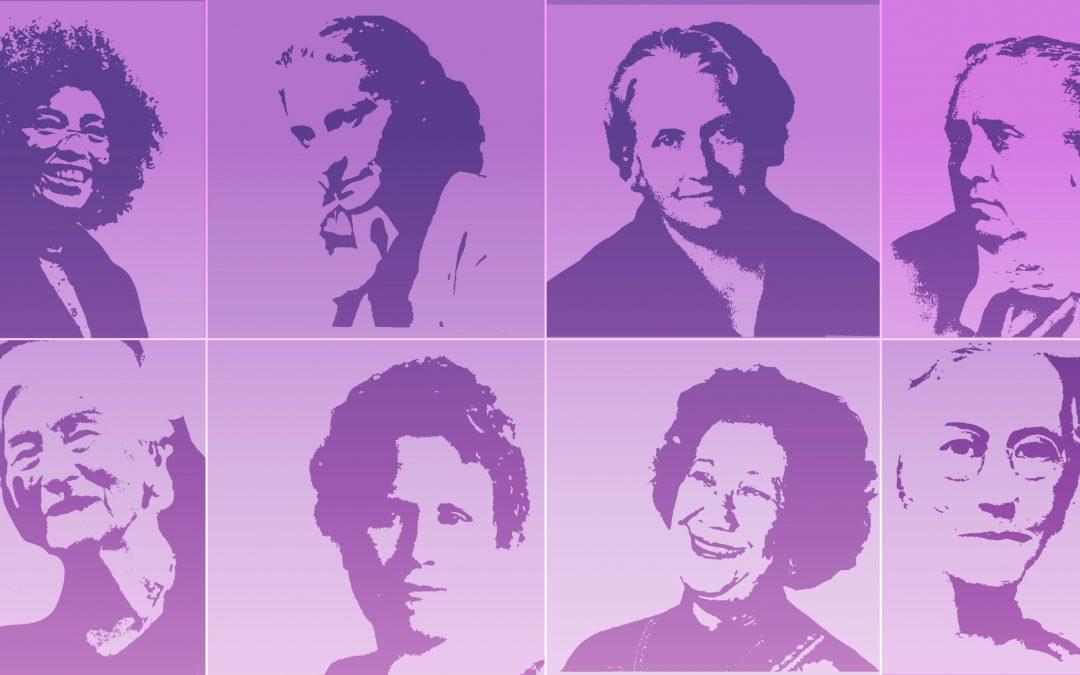Mujeres pioneras en Ciencia y Educación