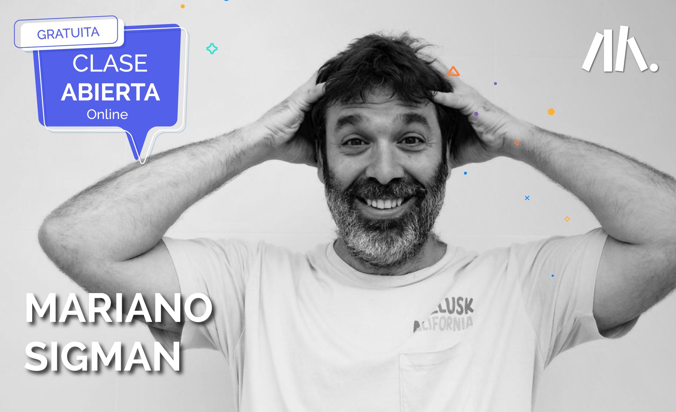 Clase abierta con Mariano Sigman y Jesús Guillén ¿Cómo aprendemos?